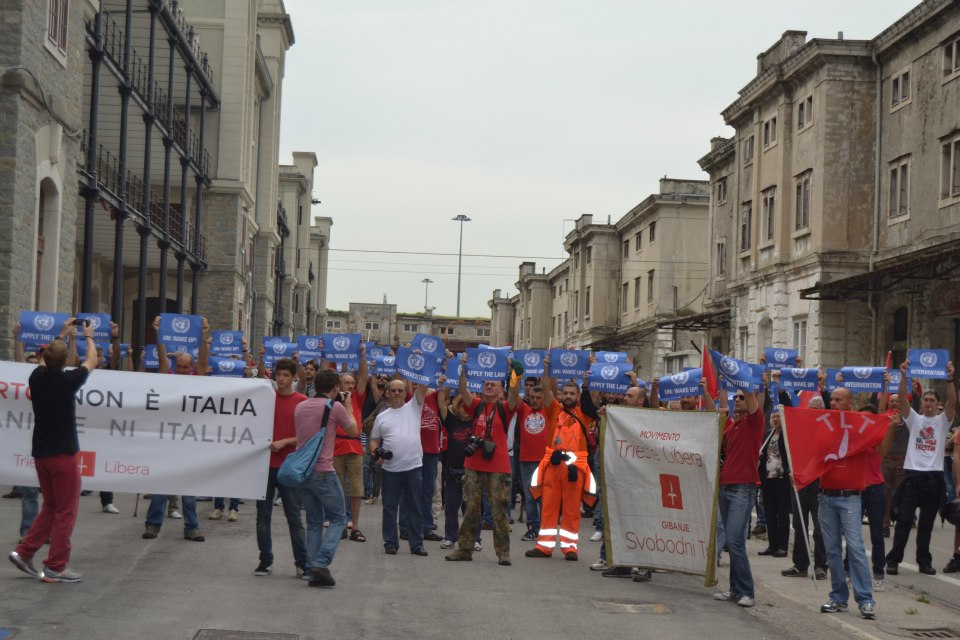 Presidio: no alla speculazione edilizia nel Porto Franco Nord!