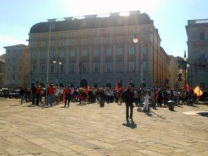 15 settembre 2012: Trieste Libera festeggia l'anniversario dell'indipendenza di Trieste.