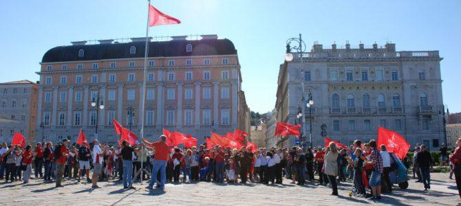 Trieste (Libera) incontra Vienna