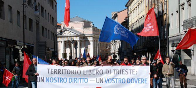 15 settembre 2013, 16.30: Liberiamo Trieste!