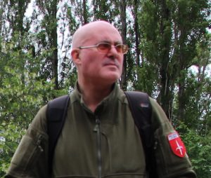 Roberto Giurastante, Presidente del Movimento Trieste Libera.