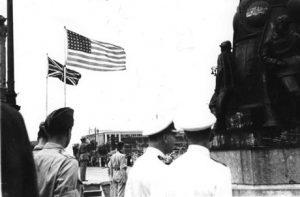 Parata degli Alleati a Trieste