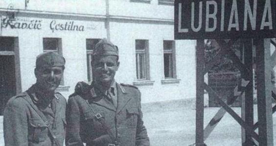 LA PROVINCIA ITALIANA DI LUBIANA