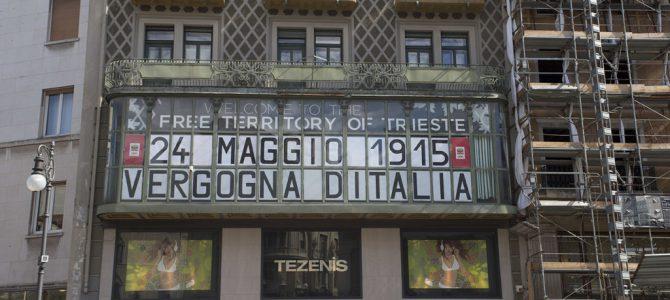 24 maggio: Trieste Libera resiste a minacce estremiste