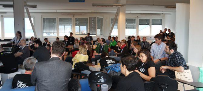 Trieste Libera Austria al Barcamp di Graz