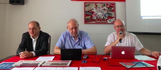 Presentata alla stampa l'apertura davanti all'UE del contenzioso su Trieste ed il suo Porto Franco
