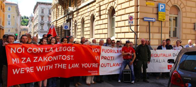 3 giugno: presidio a Equitalia e moduli sospensione riscossioni