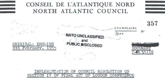 CODICE ACP 104 NATO