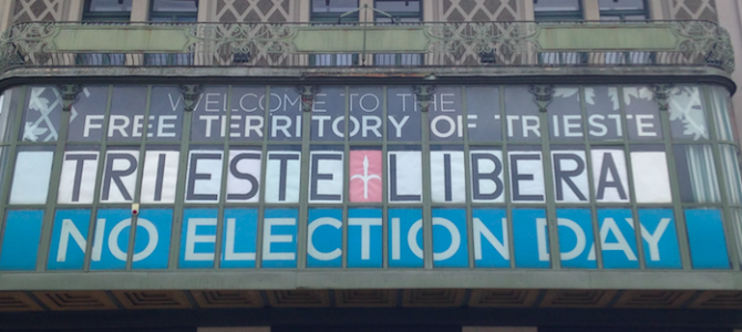 """Elezioni del 4 marzo: Trieste Libera sceglie il non-voto, anche """"attivo"""""""