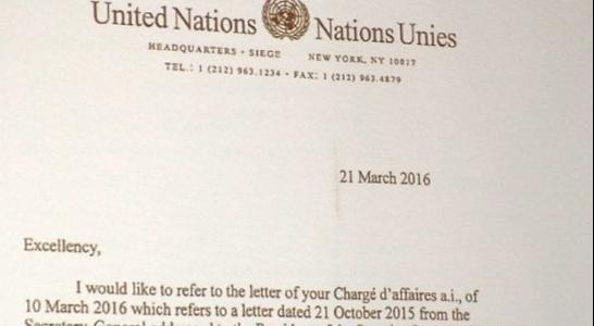 Trieste Libera smentisce il sen. Russo: l'ONU non afferma che Trieste è Italia
