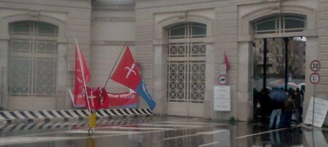 Condanna di due manifestanti, Trieste Libera commenta