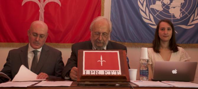 Verifica dell'amministrazione civile provvisoria italiana dell'attuale Free Territory & Free Port of Trieste