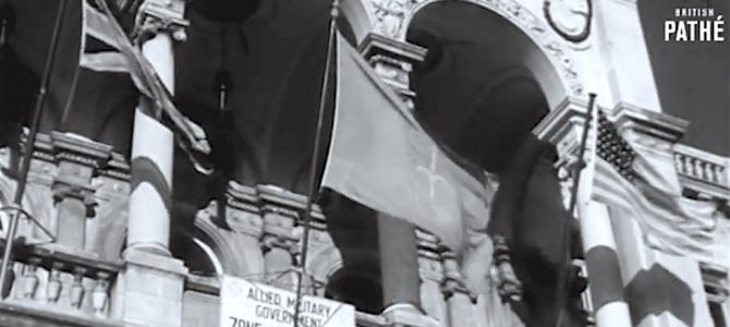 29 luglio 1946: l'ANSA annuncia la costituzione del Territorio Libero di Trieste