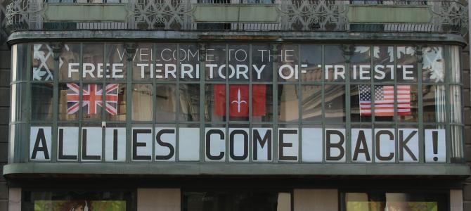 1954-2016: Trieste Libera chiama USA ed UK!
