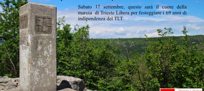 17 SETTEMBRE: MARCIA E FESTA SUL CONFINE DI STATO