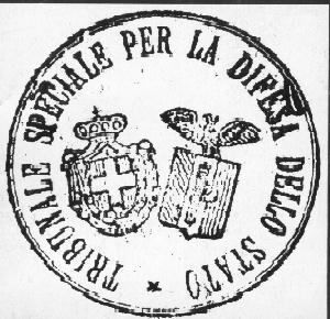 NO AI TRIBUNALI SPECIALI ITALIANI NEL TERRITORIO LIBERO DI TRIESTE
