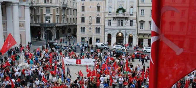 Perché il vero Movimento Trieste Libera NON partecipa alla manifestazione del 14 settembre.
