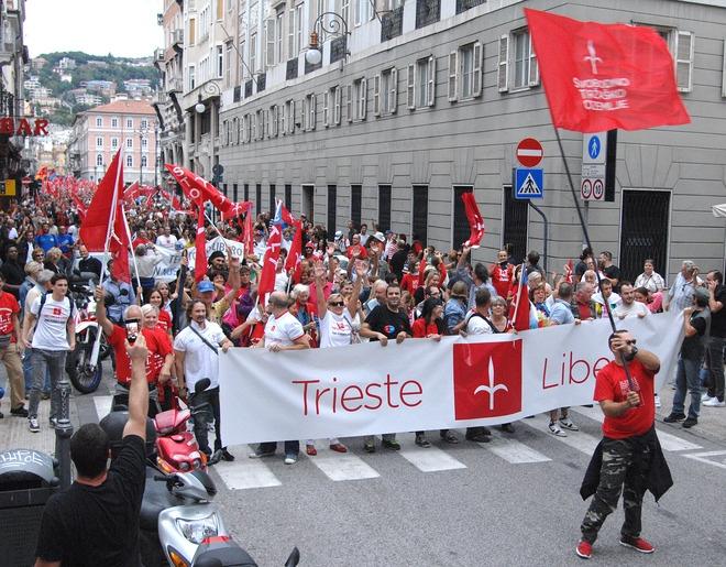 15 settembre 2013 | Liberiamo Trieste!