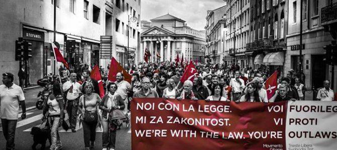 Tribunale di Trieste dichiara non eversiva la manifestazione per il Porto Franco