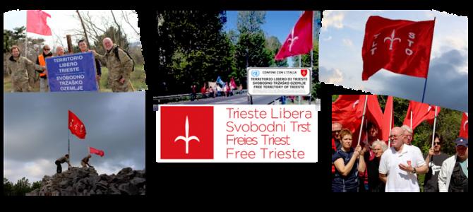 1947 – 2017: il 70° anniversario dell'indipendenza del Territorio Libero di Trieste si celebra sul confine