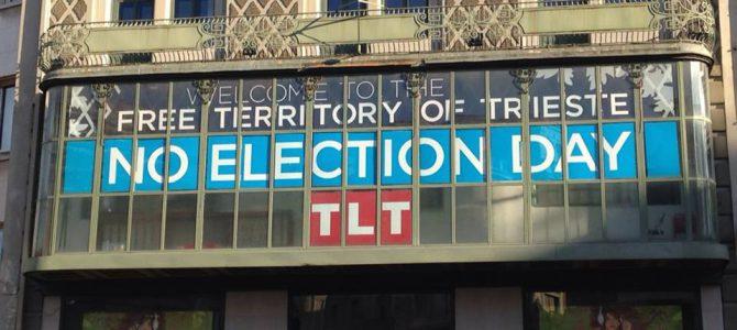 Conferenza stampa: No Election Day 2014
