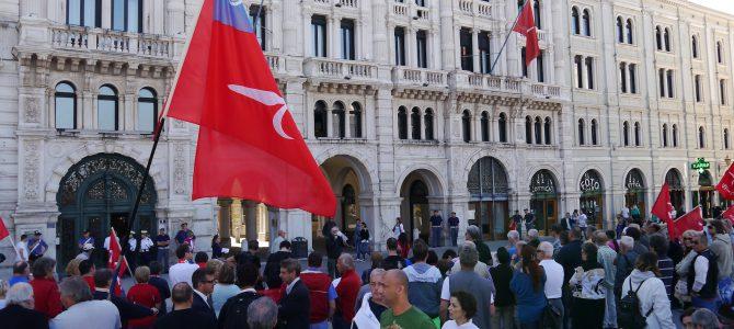 Trieste: 450 cittadini firmano la Carta dei diritti del Free Territory