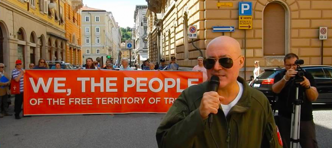 Trieste Libera: vogliamo pagare le giuste tasse del Territorio Libero di Trieste
