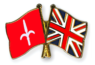 Spilla AMG FTT - UK & Free Territory of Trieste
