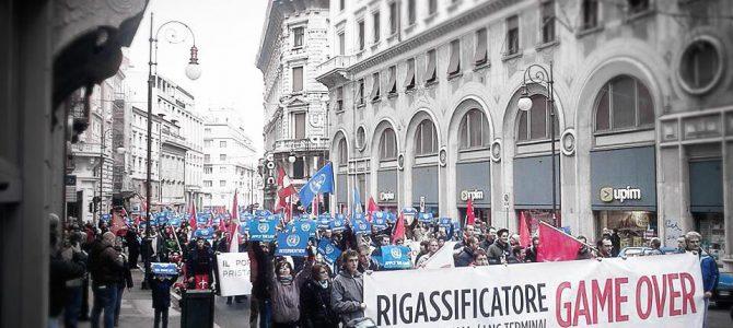 Trieste Libera si oppone agli espropri promossi da Gas Natural