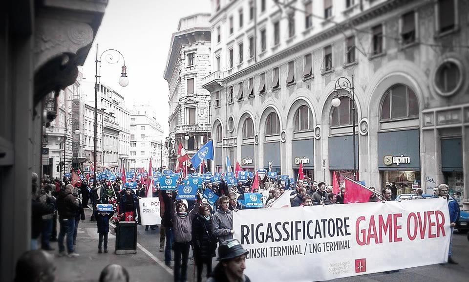 2012: Rigassificatore Game Over