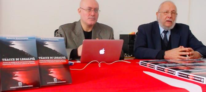 Video: presentazione del libro-inchiesta TRACCE DI LEGALITÀ di Roberto Giurastante