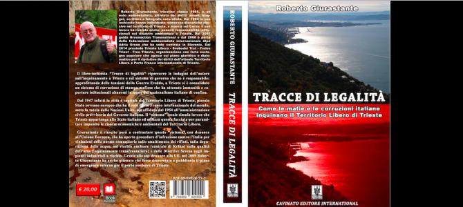 Presentazione della nuova edizione aggiornata del libro-inchiesta di Roberto Giurastante TRACCE DI LEGALITÀ