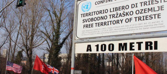 Trieste Libera: assoluzione piena per i cartelli di confine con l'Italia