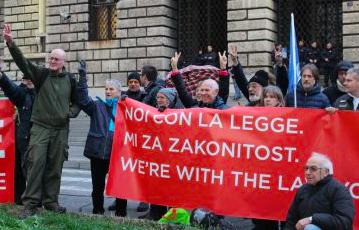 """10 marzo 2017, tribunale di Trieste: dichiarazione spontanea """"in materia di cittadinanza e giurisdizione"""""""