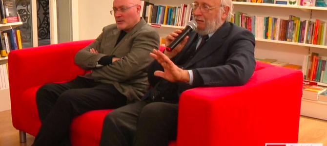 """Roberto Giurastante presenta """"Tracce di Legalità"""" alla libreria Ubik di Trieste"""