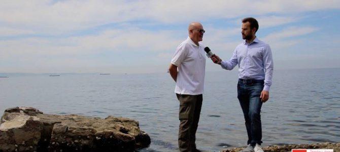 """Trieste Libera: mercoledì 31 maggio Roberto Giurastante ospite a """"Sveglia Trieste"""""""