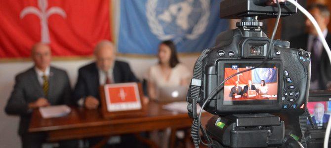 Dichiarazione sull'azione legale della I.P.R. F.T.T. contro le imposizioni fiscali illegittime del Governo italiano amministratore e delle sue Agenzie