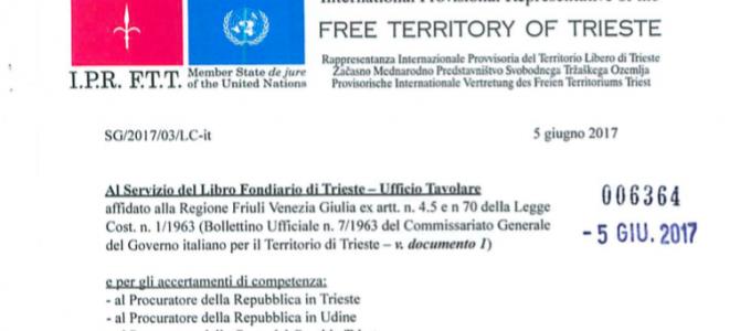 Roberto Giurastante: chiesta l'intavolazione dell'ex caserma di Roiano al demanio del TLT