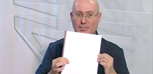 Roberto Giurastante a Sveglia Trieste (giovedì 29 giugno 2017)