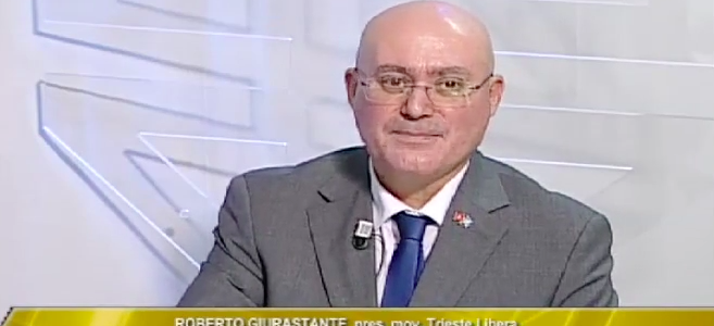 Video: Roberto Giurastante a Sveglia Trieste (domenica 16 luglio 2017)
