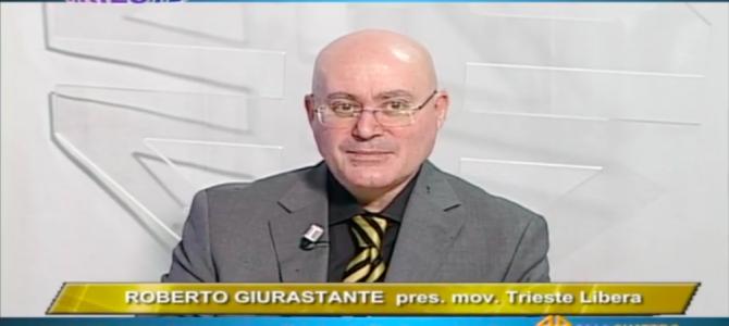 Video: Roberto Giurastante a Sveglia Trieste (lunedì 6 novembre 2017)