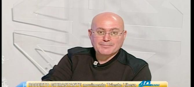 """Video: Roberto Giurastante a """"Sveglia Trieste"""" (22 dicembre 2017)"""