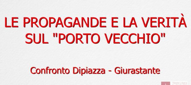 """Le propagande e la verità sul """"Porto Vecchio"""" di Trieste"""