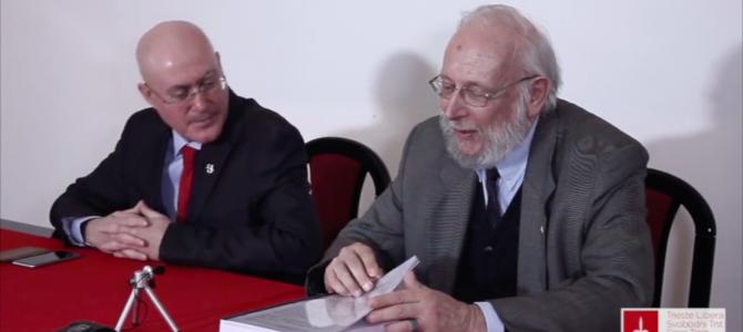 Video: i progressi delle due iniziative giudiziarie per le giuste tasse del Free Territory of Trieste