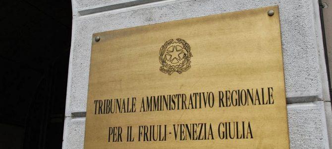 RICORSO AL TAR PER L'ANNULLAMENTO DELLE ILLEGITTIME ELEZIONI REGIONALI DEL FRIULI VENEZIA GIULIA