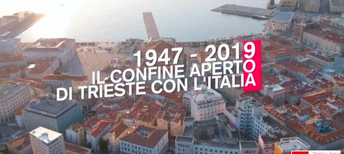 Il confine aperto di Trieste con l'Italia