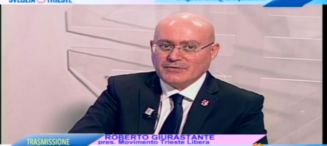 Roberto Giurastante a Sveglia Trieste (mercoledì 10 giugno 2020)
