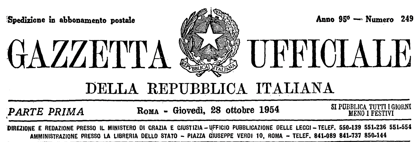 Amministrazione, non sovranità: le leggi italiane sul Territorio Libero di Trieste