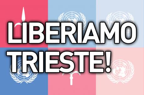 15 SETTEMBRE 2013: LIBERIAMO TRIESTE!
