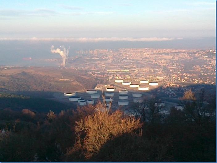Rifiuti radioattivi a Trieste